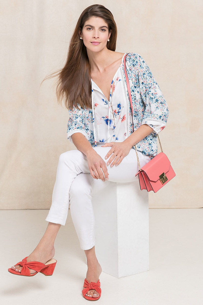 7 Days = 7 Early-Summer Outfit Ideas